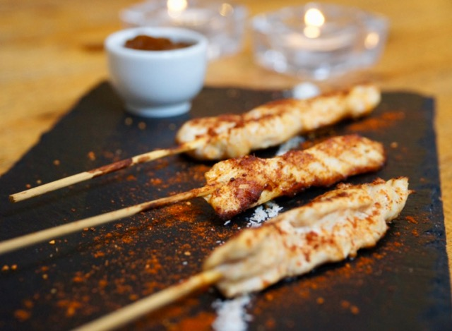 Brasero Chicken Skewers